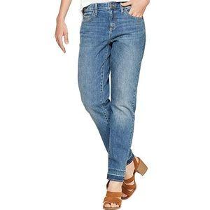 Universal Thread Mid Rise Boyfriend Cut Jeans-12